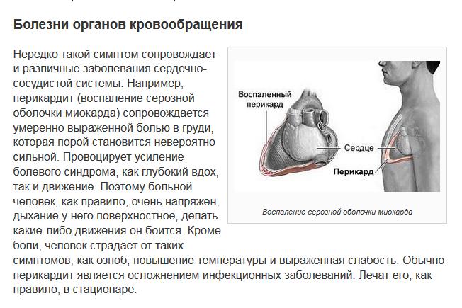 Болит горло и грудная клетка при кашле, вдохе или