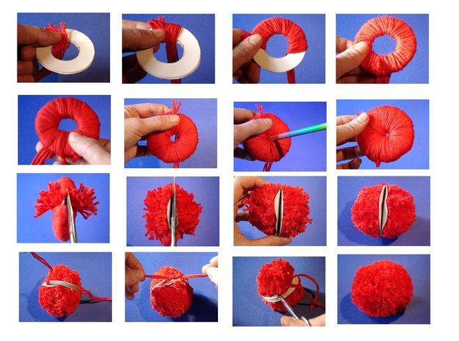 Видео мастер-класс по вязанию шапочки для куклы Журнал