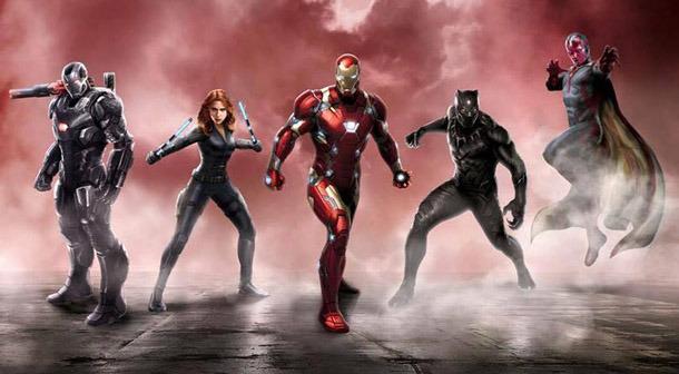 Мстители 3: команда Тони Старка