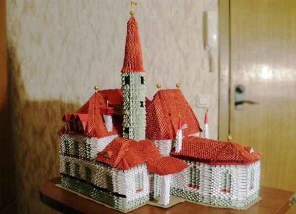 замок в Гатчине.