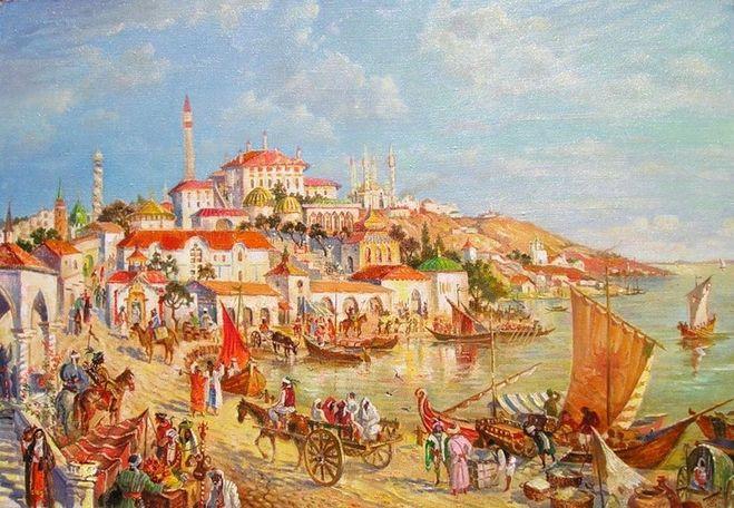 Когда было присоединение Астраханского ханства к России?