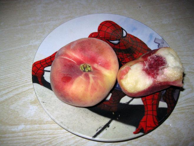Пирожные Персики: два рецепта