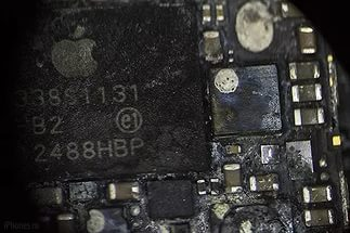 коррозия айфон