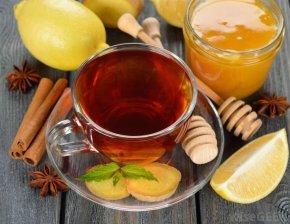 Польза утреннего чая с имбирем и лимоном.
