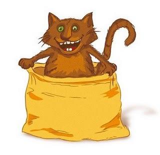 Кот в мешке фразы