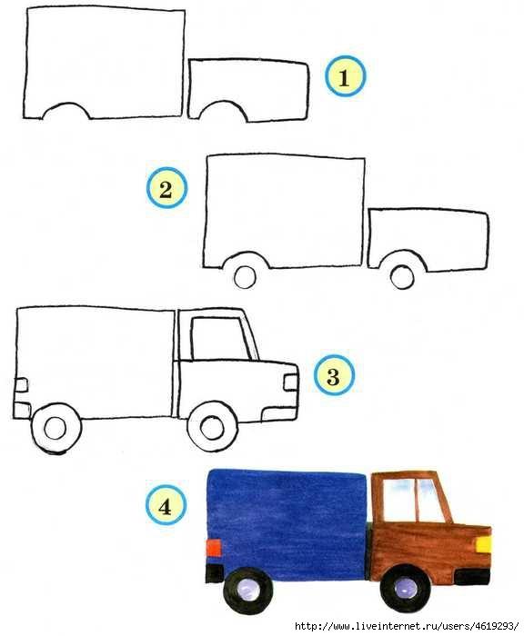 Этот грузовик, как мне кажется
