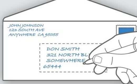 Как правильно писать адрес на английском языке для визы?