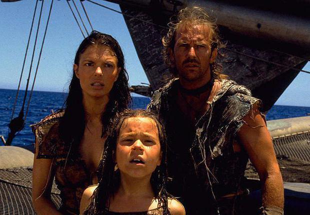 «Водный мир» кадры из фильма