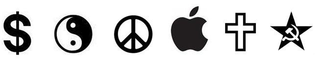 символы и знаки правящие миром