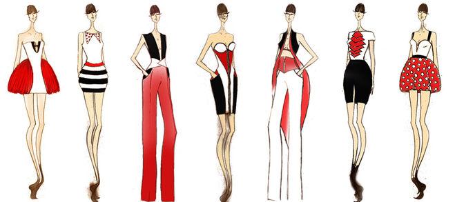 b1a199d1346 Как научится рисовать эскизы одежды