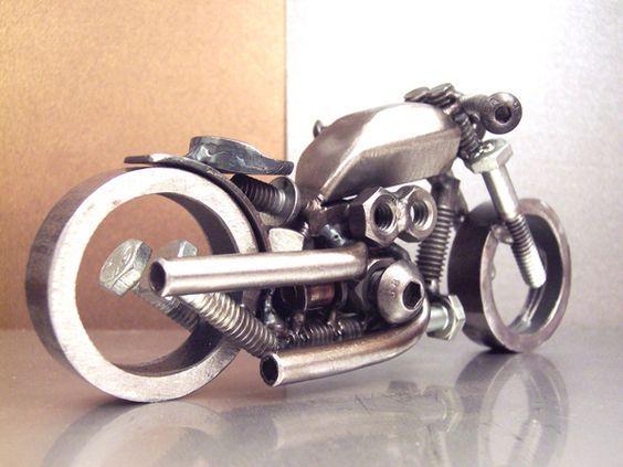 Мотоцикл сделать своими руками фото 773