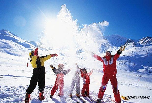 Горнолыжные туры на Новый год 2017: куда поехать покататься заграницей?