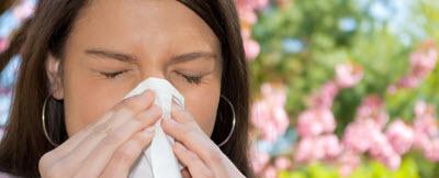 что колят аллергику