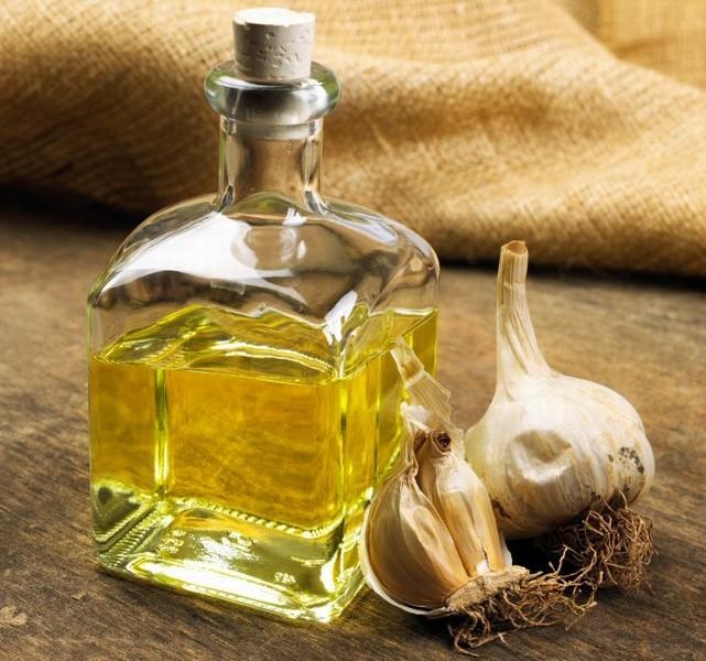 Картинки по запросу чесночное масло