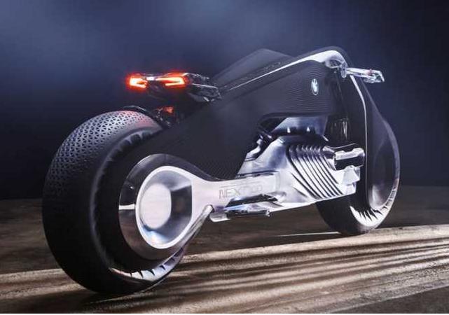 BMW электрический байк