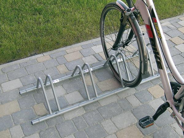 Своими руками сделать подставку для велосипеда