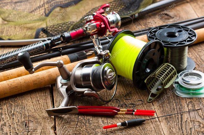 Рыболовные снасти на Садоводе