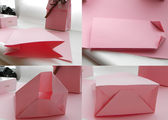 Как украсить конверт гофрированной бумагой