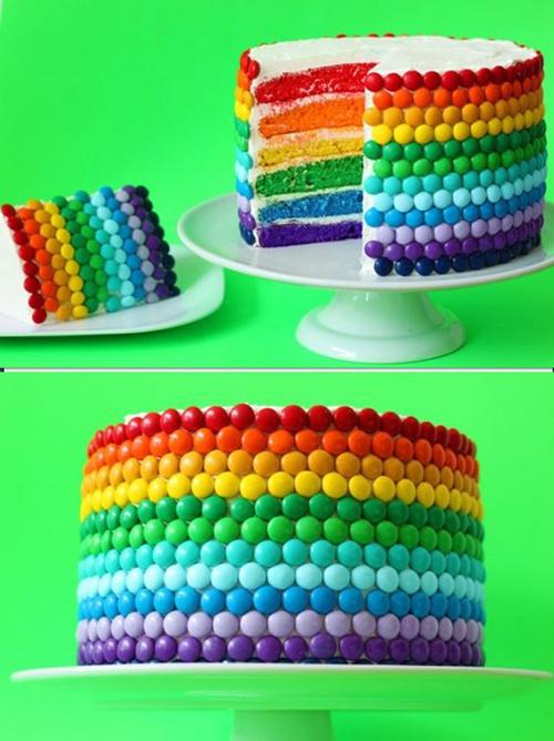 Украшаем торты своими руками