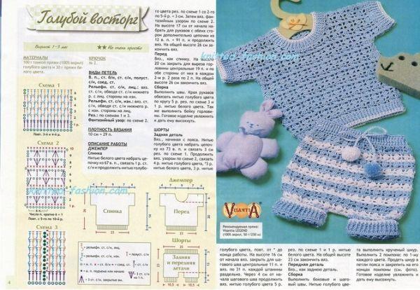 Вязание для начинающих крючком для новорожденных 68