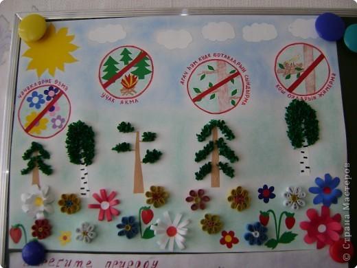 Поделки по охране природы