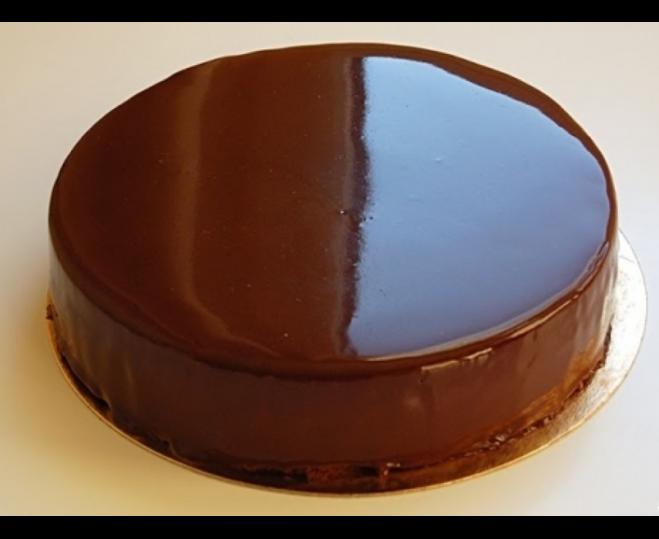 Шоколадная глазурь для торта рецепт с фото