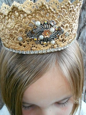 Корона царицы своими руками 27