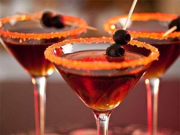 как приготовить виноградный сок с водкой