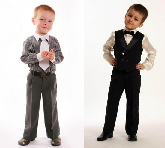 Как одеть выпускника детского сада