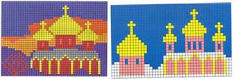 вышивка бисером с храмом схема для оплетения яйца