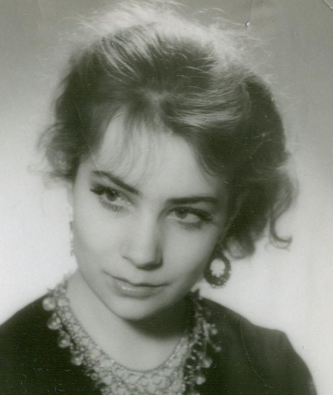 Ирина Полянская, писатель