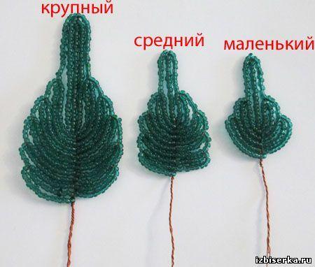 Используем для плетения вот эти схемы.