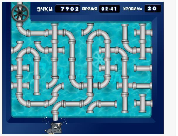 водопроводчик игра скачать - фото 3