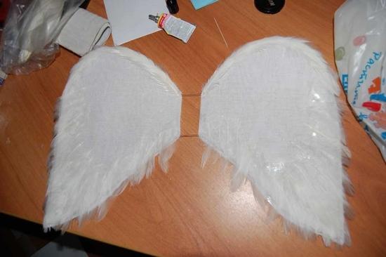 Крылья своими руками с
