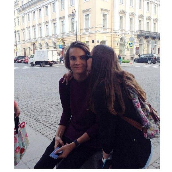Никита киоссе и его девушка мария соколова