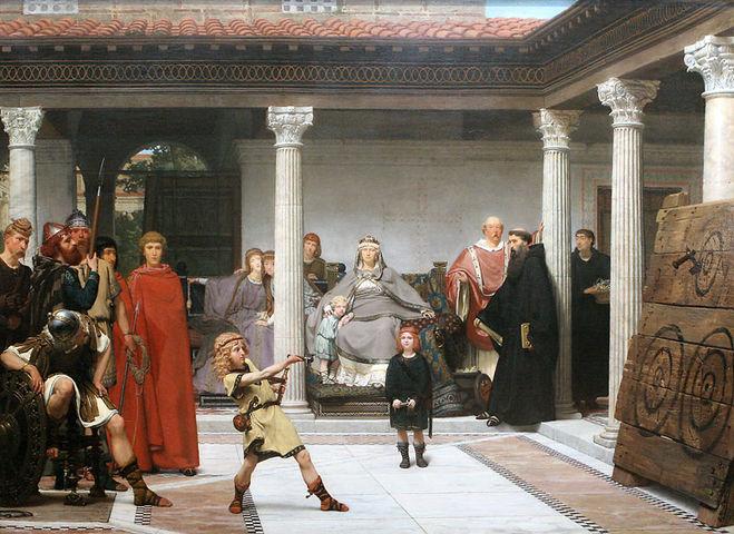 рыцарское воспитание семь рыцарьских добродетелей