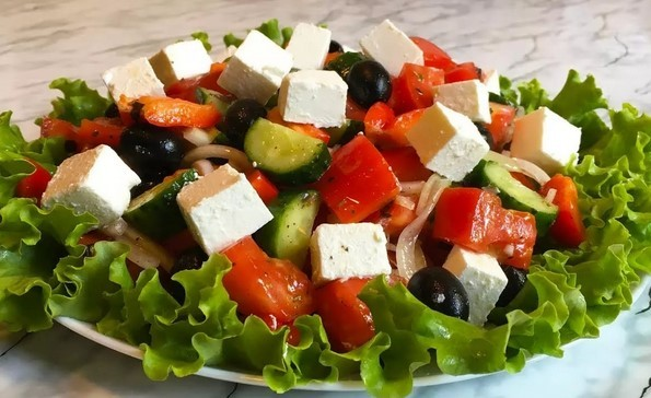 сколько салатов на новый год