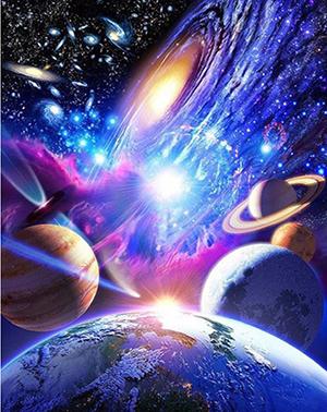"""Где найти абстрактные картинки """"Вселенная"""", """"Космос"""", """"Планеты"""", """"Космос бущущего"""""""