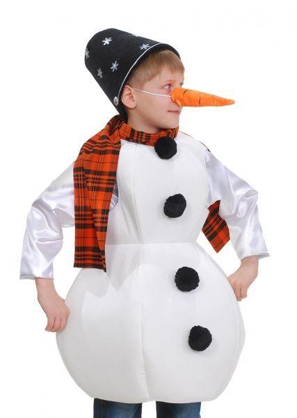 Сшить костюм снеговика своими руками фото 80