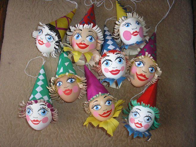 Елочные игрушки детьми 5 лет