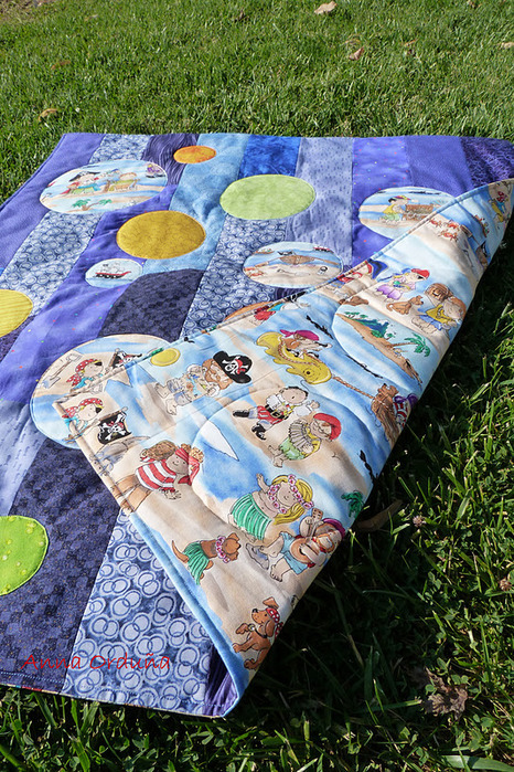 Как сшить детское одеяло из синтепона своими руками фото 909