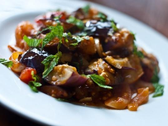 Баклажаны соленые с перцем и чесноком: рецепты
