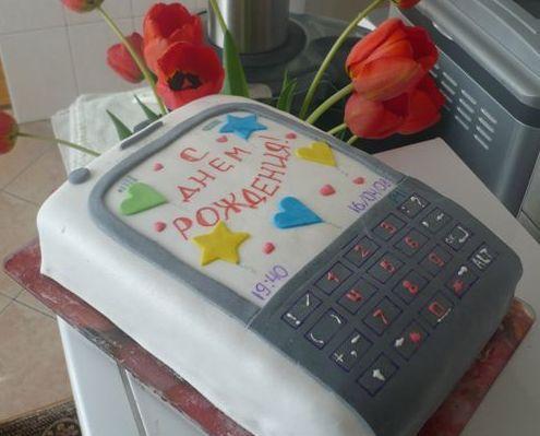 Как украсить торт своими руками на новый