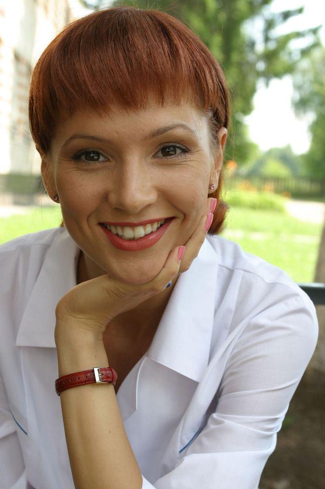 Анастасия Чернова  актриса ставшая женой Олега