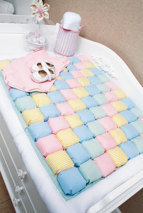 Как сшить одеяло с синтепухом