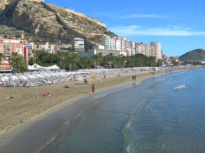 Аликанте фото города и пляжей одессы
