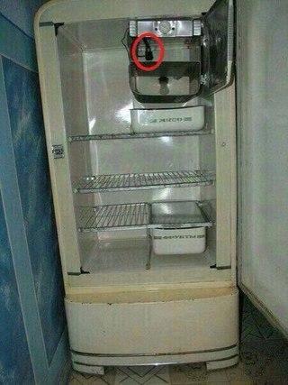 что ценного в холодильниках зил москва 1951 по 1956 год