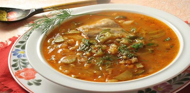 Рассольник перловый суп рецепт