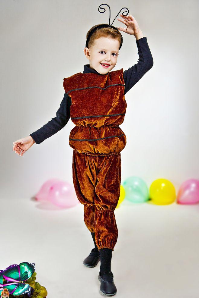 Сделать костюм муравья своими руками
