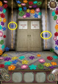 Побег из особняка 38 уровень как пройти
